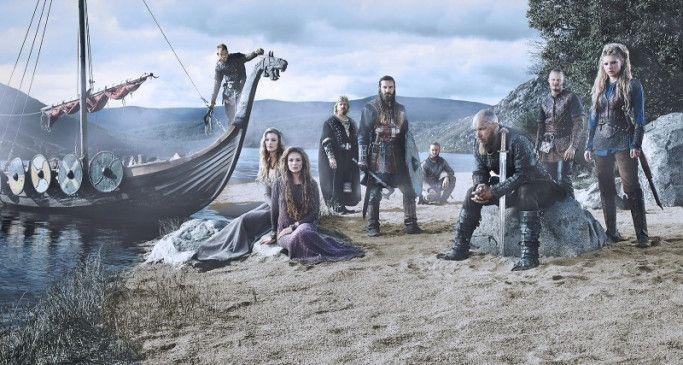 """Die 5. Staffel von """"Vikings"""" läuft ab 29. November bei Amazon Prime Video."""