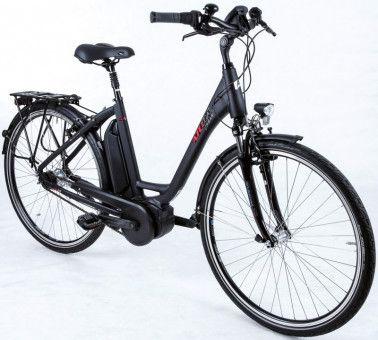 Gewinnen Sie mit A.T.U ein Elektro-Citybike.