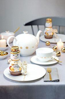 prisma und Ferrero verlosen ein Porzellan-Service von Dibbern.