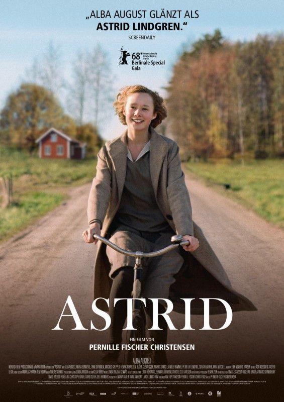 """Das Biopic """"Astrid"""" erzählt von den jungen Jahren der berühmten Kinderbuchautorin Astrid Lindgren."""