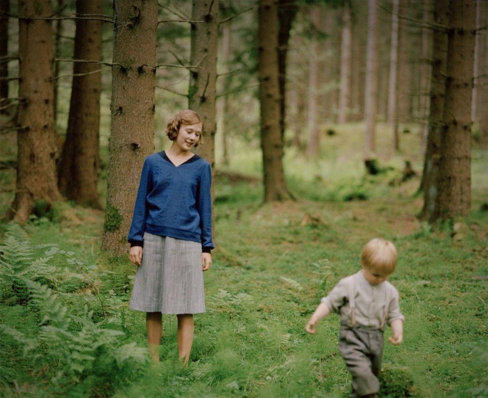 Astrid (Alba August) genießt die Stunden mit ihrem unehelichen Sohn.