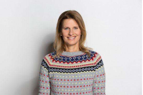 ZDF-Sportmoderatorin Katrin Müller-Hohenstein berichtet vom Wintersport am ersten Adventwochenende.