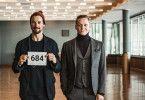Die beiden Jungunternehmer Paul (Florian David Fitz, links) und Toni (Matthias Schweighöfer) haben eine erfolgversprechende App entwickelt.