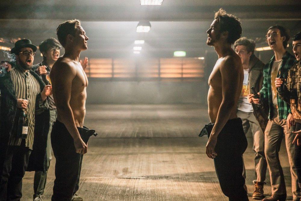 Kräftemessen: Toni (Matthias Schweighöfer, links) und Paul (Florian David Fitz) sind scheinbar vor allem Konkurrenten.