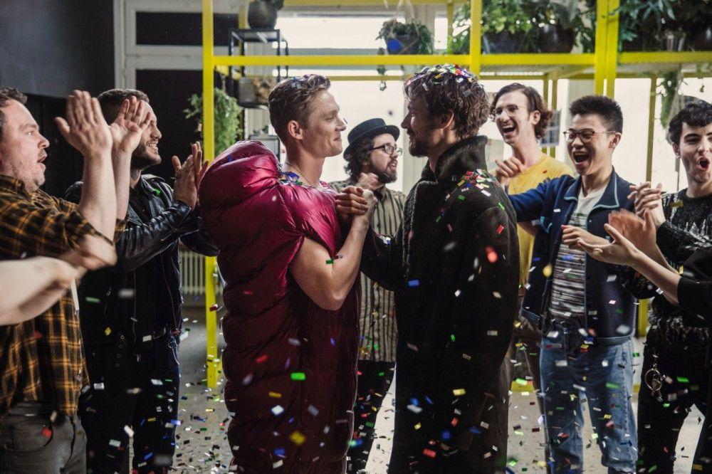Wird die Freundschaft von Toni (Matthias Schweighöfer, links) und Paul (Florian David Fitz) die 100 Tage überstehen?