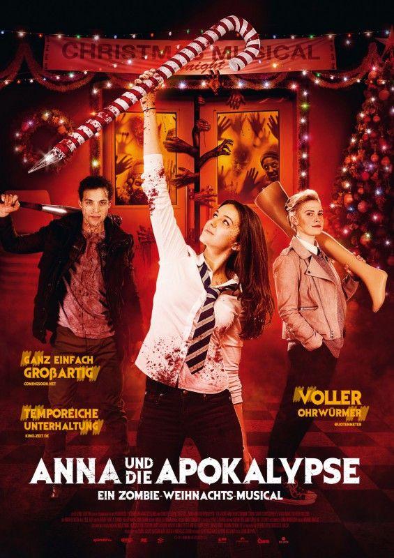"""Ein Genre-Mix aus Zombiefilm und Highschool-Musical: """"Anna und die Apokalypse"""""""