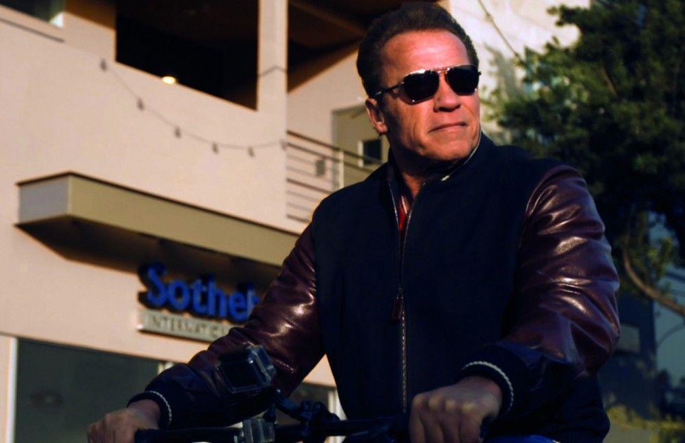 Der ehemalige Gouverneur von Kalifornien, Arnold Schwarzenegger, engagiert sich sehr für nachhaltiges Handeln.