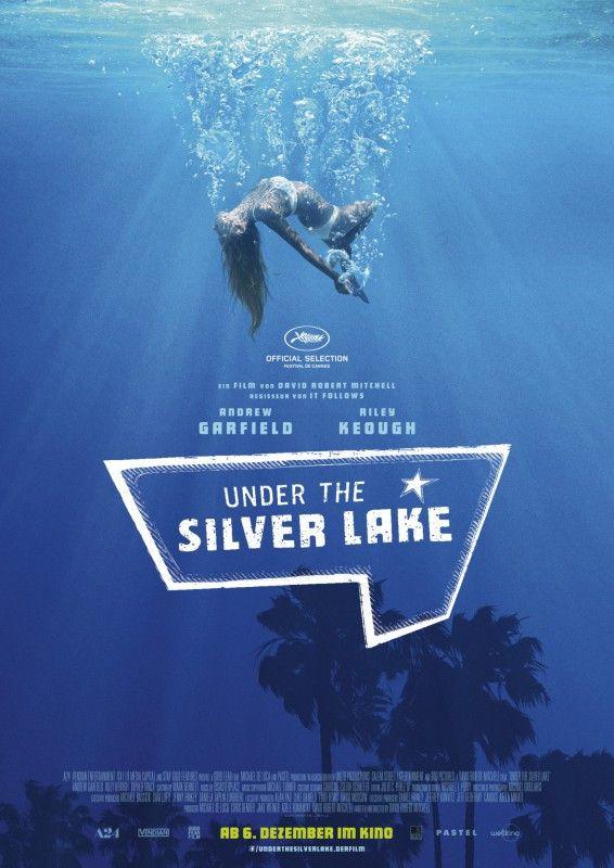 """Macht nicht viel Sinn, ist aber ungemein unterhaltsam: die hypnotische Neo-Noir-Kuriosität """"Under The Silver Lake""""."""