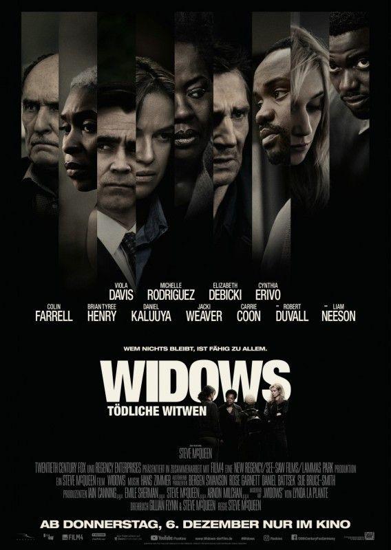 """Der Thriller """"Widows - Tödliche Witwen"""" basiert auf einer Fernsehserie aus den 1980-ern."""