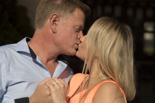 Jörn und Oliwia haben sich nach den Dreharbeiten verlobt.