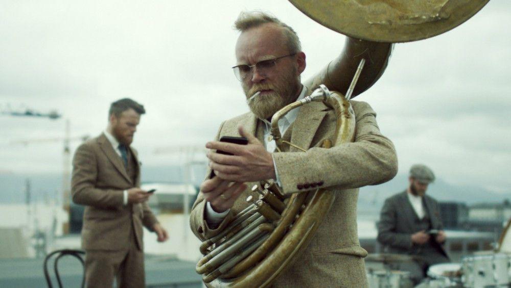 Die Musiker, die für die Filmmusik zuständig sind, sind in diesem Film mehr als nur Beiwerk.