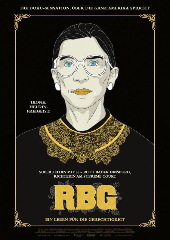 Ruth Bader Ginsberg kämpft zeit ihres Lebens für die Gleichberechtigung.