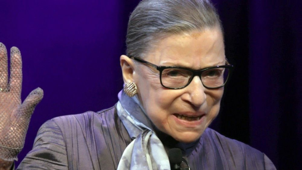 Ruth Bader Ginsberg wurde zur Heldin der Frauenrechtsbewegung und erkämpfte bahnbrechende Urteile für Würde und Gleichberechtigung.