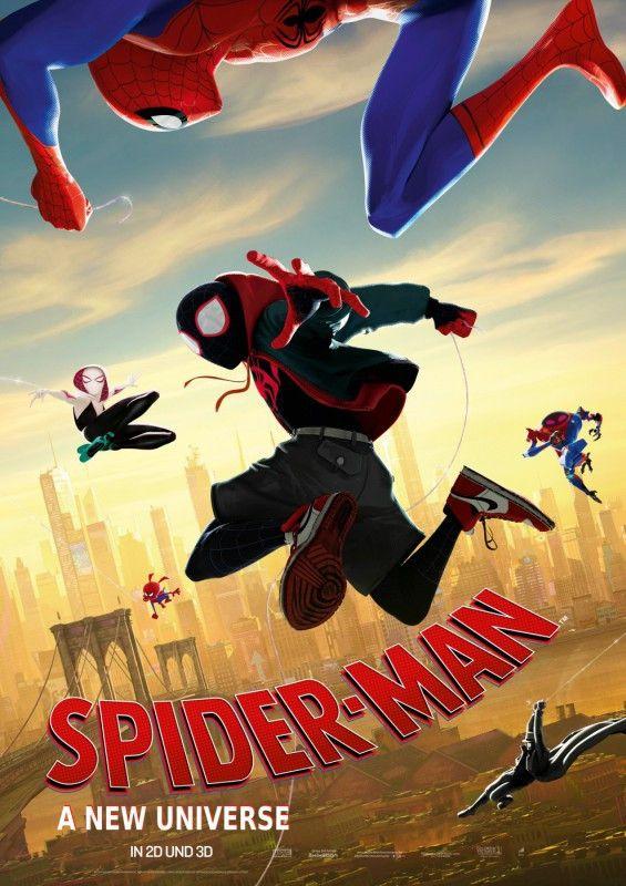 """Der Spinnenmann kommt animiert daher: """"Spider-Man: A New Universe"""" ist optisch ziemlich beeindruckend."""