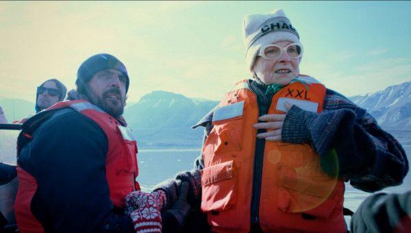 Vivienne Westwood ist nicht nur Designerin, sie ist auch Umwelt-Aktivistin und begibt sich mit Greenpeace in die Antarktis.