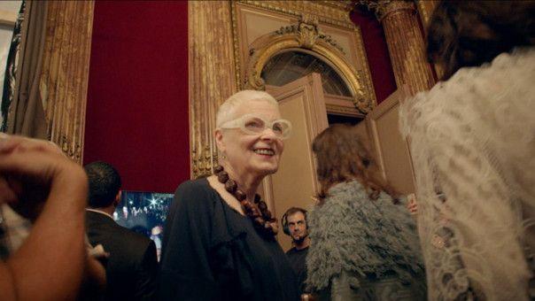 Die Dokumentation bietet einen exklusiven Blick hinter die Kulissen der Welt von Mode-Ikone Vivienne Westwood.