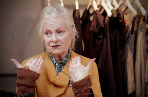 Vivienne Westwood gilt als Enfant Terrible der Modewelt.