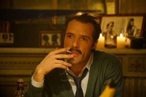 Der gealterte Victor (Nicolas Bedos) macht sich Sorgen um seine Geheimratsecken und seine schwindende Kreativität.