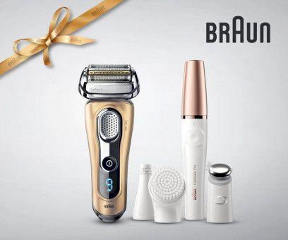 Weihnachtspaket von Braun