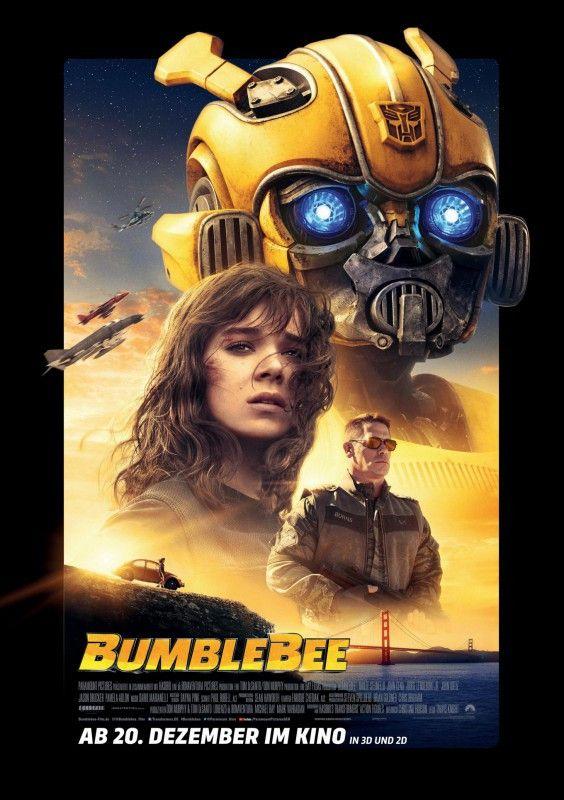 """""""Bumblebee"""" beweist: Die 80er-Jahre waren doch die beste Zeit - zumindest für Filme, in denen sich Schrottautos in außerirdische Roboter verwandeln."""