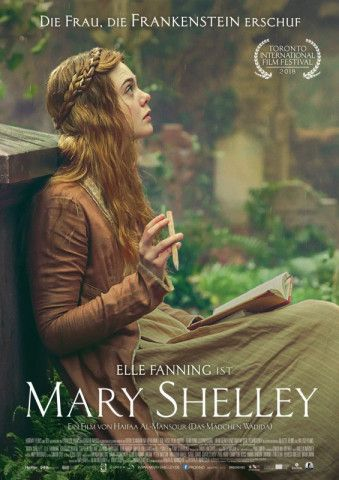 """""""Mary Shelley"""" ist das Biopic über die Schöpferin des Horrorklassikers """"Frankenstein""""."""