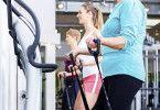 Workout für Jung und Alt: Beim Vibrationstraining kann jeder seinen sportlichen Rhythmus finden