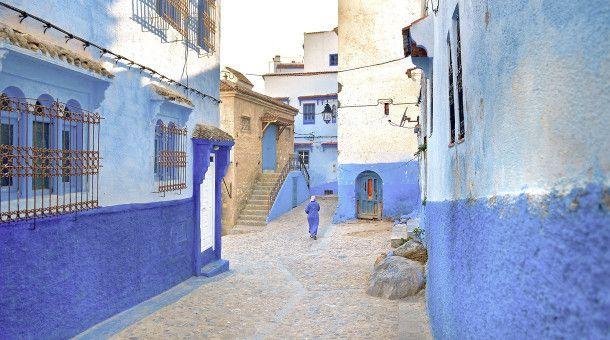 Verwinkelte Altstadt: Die Gassen von Marrakesch laden ein zum Träumen