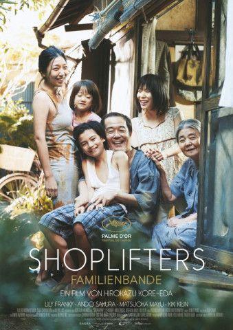 """""""Shoplifters - Familienbande"""" schaut an den Rand der japanischen Gesellschaft und findet dort Ladendiebe mit großem Herz."""