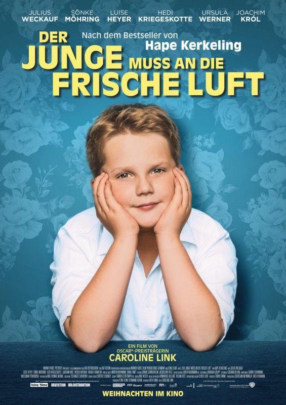 """Sehenswert: """"Der Junge muss an die frische Luft"""", die Verfilmung der Autobiografie von Hape Kerkeling."""
