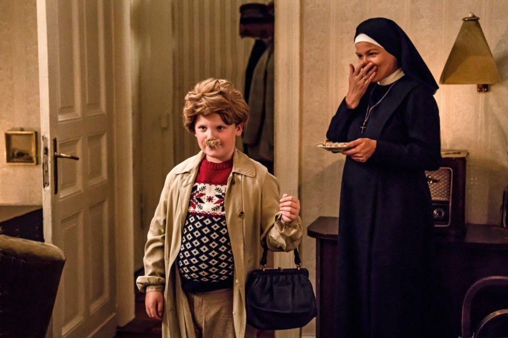 Humor ist, wenn man trotzdem lacht: Hans-Peter (Julius Weckauf) hat komödiantisches Talent.
