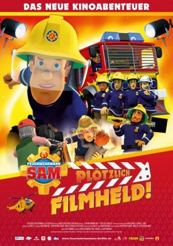 """Und Action: In seinem neuen Kinoabenteuer wird """"Feuerwehrmann Sam - Plötzlich Filmheld!"""""""