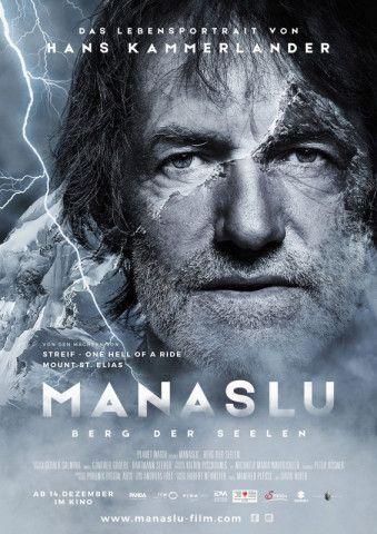 """""""Manaslu - Berg der Seelen"""" ist das bewegende Porträt über den Extrembergsteiger Hans Kammerlander."""