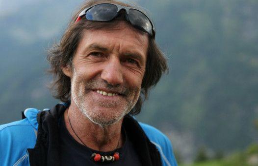 Hans Kammerlander gehört zu den weltweit erfolgreichsten Höhenbergsteigern.