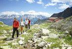 """Auch die Tourismusregion Trentino stellt sich auf der Messe """"Fahrrad- & Wander-Reisen"""" vor."""