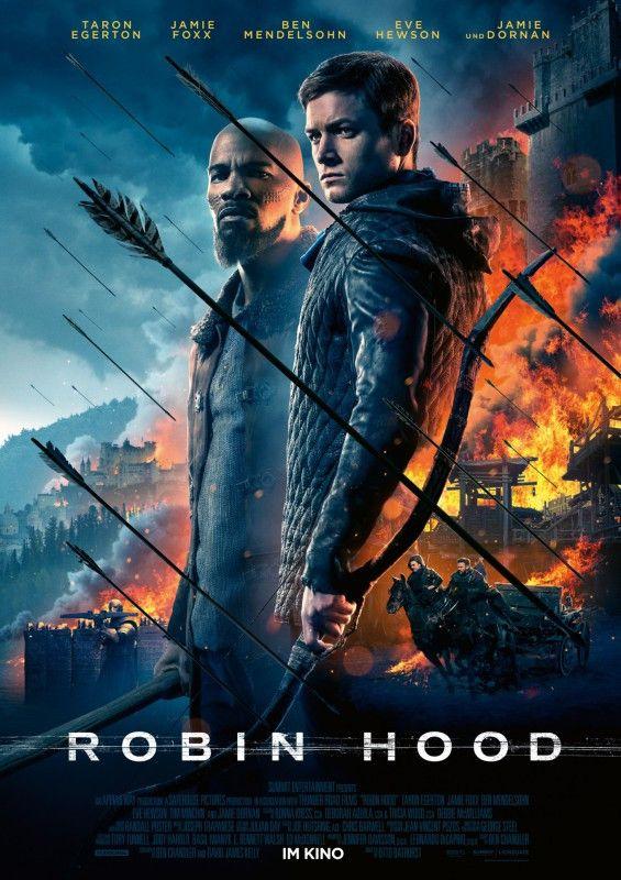"""Mit """"Robin Hood"""" gesellt sich eine weitere Version der Sage um den König der Diebe zu den zahlreichen Verfilmungen."""