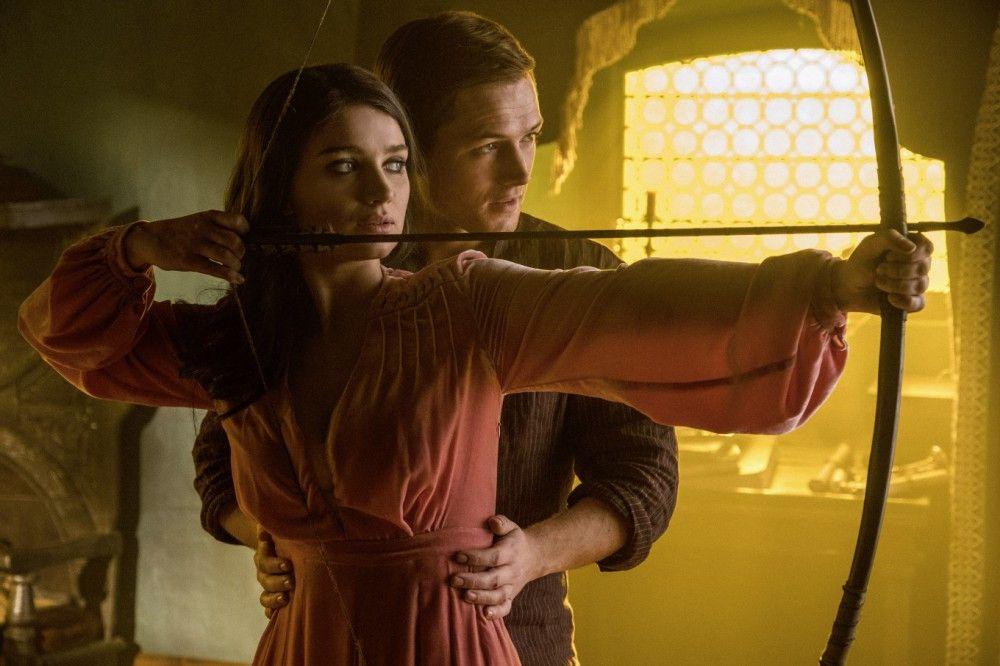 "Motiv aus ""Robin Hood"""
