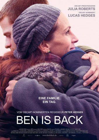 """Im Drogendrama """"Ben Is Back"""" steht vor allem die innige Mutter-Sohn-Beziehung im Mittelpunkt."""