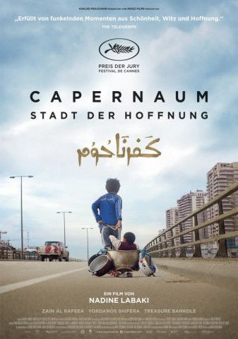 """Ein Film, der unter die Haut geht: """"Capernaum - Stadt der Hoffnung"""""""