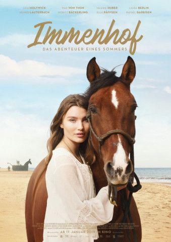 """Leider lahmt die Geschichte von Sharon von Wietersheims Pferdefilm """"Immenhof - das Abenteuer eines Sommers""""."""