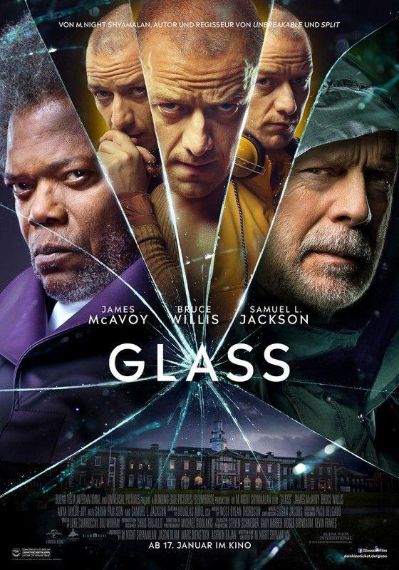 """Überraschung: """"Unbreakable"""" und """"Split"""" sind zwei Teile einer Mystery-Thriller-Trilogie, die nun mit """"Glass"""" gekrönt werden soll."""