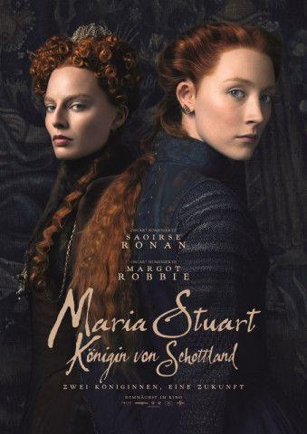 """Zwei einsame Frauen wollen mehr als nur Spielball machtgieriger Männer sein: """"Maria Stuart, Königin von Schottland"""" ist eine moderne Gleichstellungsparabel im Historiengewand."""