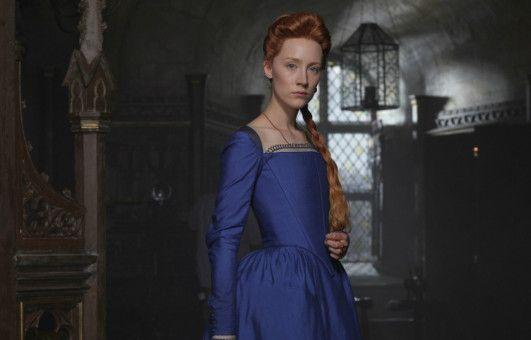 Die 24-jährige Irin Saoirse Ronan spielt Schottlands Königin Maria Stuart.