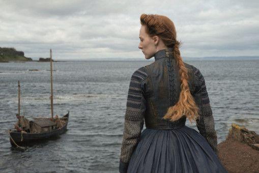 Maria Stuart (Saoirse Ronan) kam 1561 aus dem französischen Exil nach Schottland zurück.
