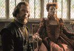 Auch Elizabeth (Margot Robbie) hatte ständig Männer, wie William Cecil (Guy Pearce) um sie herum, die ihr sagten, was sie tun sollte.