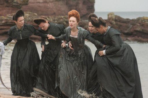 """Motiv aus """"Maria Stuart, Königin von Schottland"""""""