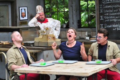 Dschungelcamp 2019: Gisele heult und ekelt sich