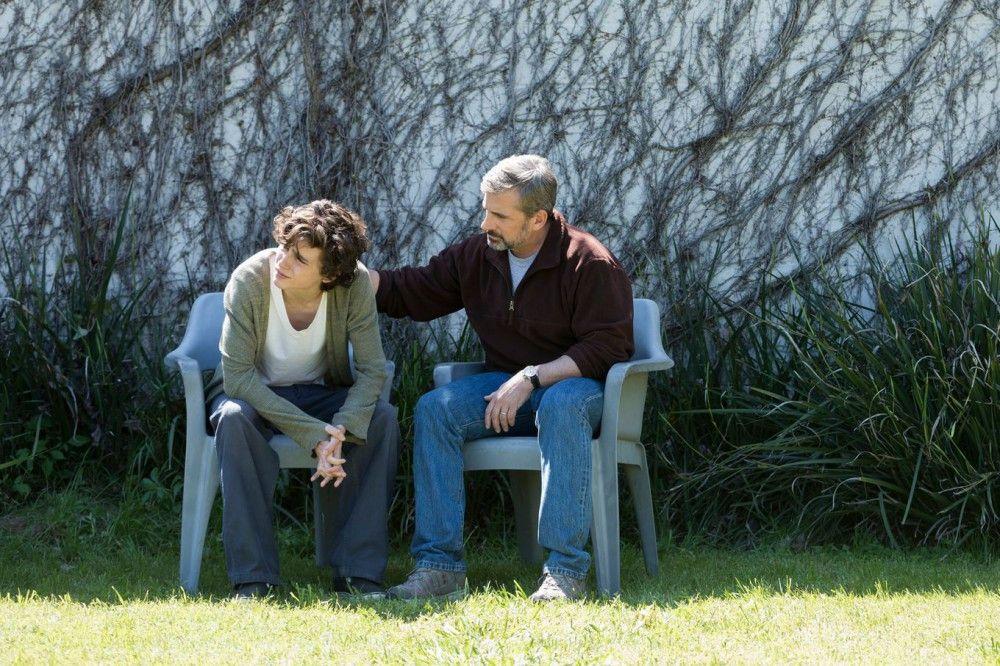 David Sheff (Steve Carell) ist verzweifelt: Wie kann er seinem Sohn Nic (Timothée Chalamet) helfen, von den Drogen loszukommen?