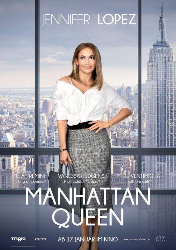 Zuletzt war Jennifer Lopez vor allem in Fernsehproduktionen zu sehen - jetzt spielt sie wieder in einem großen Kinofilm.