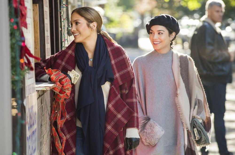 Beste Freundinnen: Maya (Jennifer Lopez, links) und Zoe (Vanessa Hudgens).