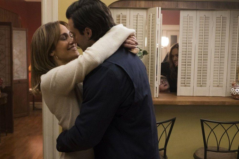 Maya (Jennifer Lopez) und Trey (Milo Ventimiglia) sind glücklich - meistens zumindest.